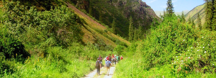 Day hiking tour Almaty