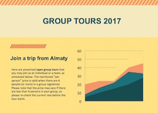 group tour Almaty